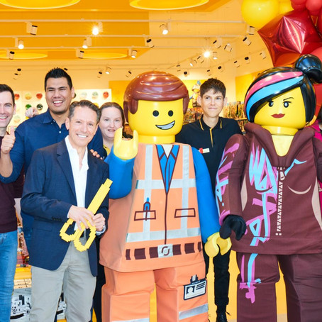 LEGO Certified Store Opens at Westfield Doncaster, VIC