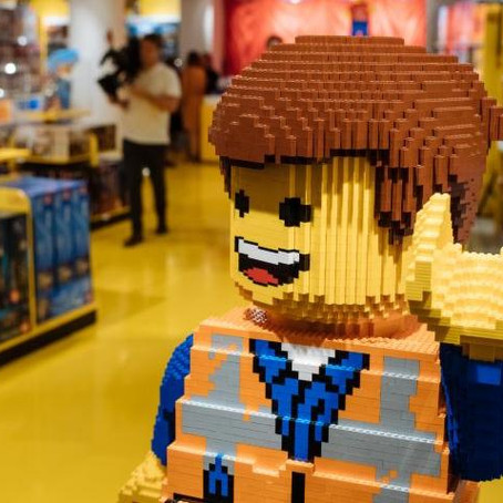 National Rollout of LEGO Certified Stores announced