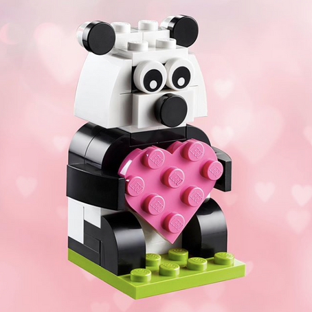 LEGO®Certified Stores to celebrate Valentine's day!