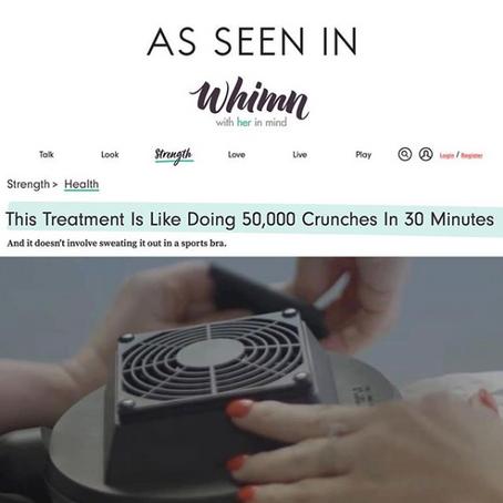 Body Catalyst TeslaFormer Treatment || whimn.com.au review