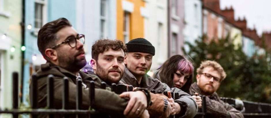 INTERVIEW: Express Office Portico on mental health and their exciting debut single 'I like it Weird'