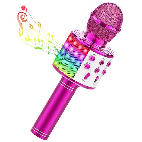 TECBOSS Karaoke Microphone