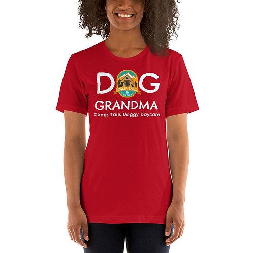 Dog Grandma RED