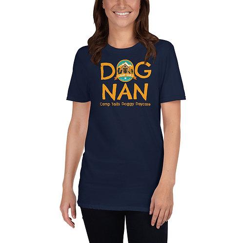 Dog Nan Camp Tee