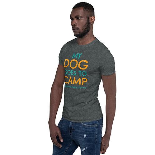 My Dog Goes To Camp Tee