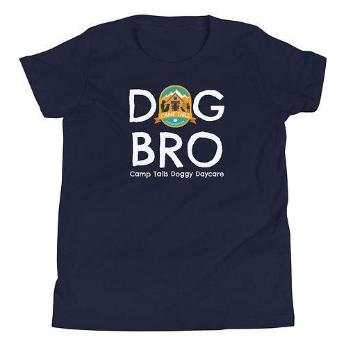 Dog Bro Youth Short Sleeve T-Shirt