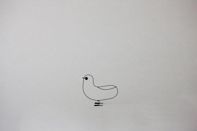 【関昌生】鳥(ヒヨコ)