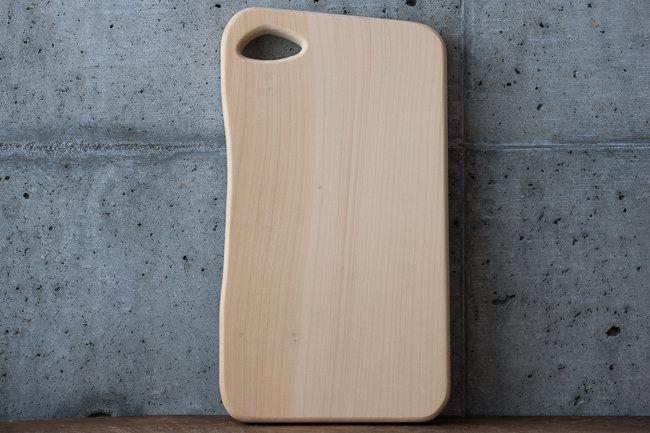 【woodpecker】いちょうの木のまな板・3中(FK3-5)