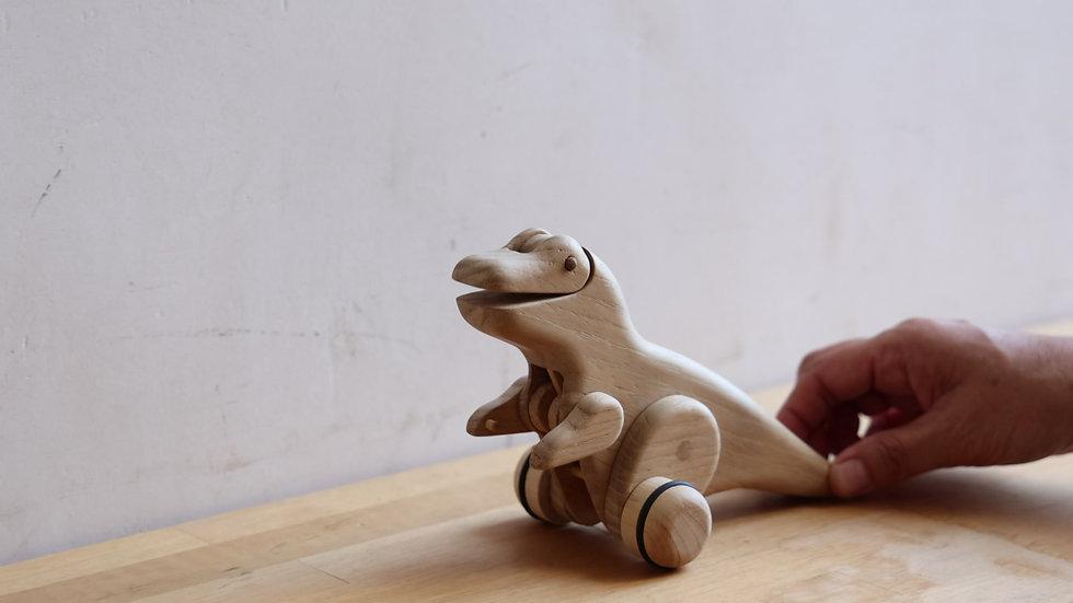 【蓮渓円誠】カラクリ玩具:キョウリュウ