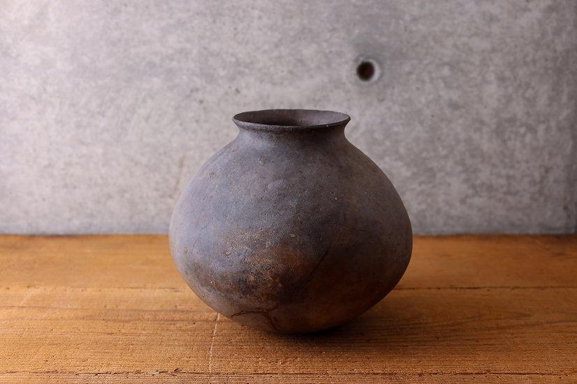 【古い道具】壺(弥生)直し有り