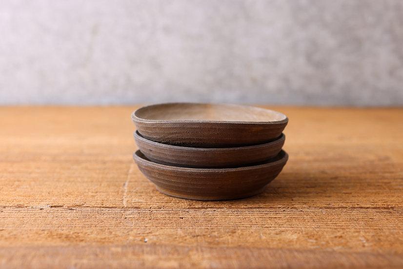 【古い道具】豆皿(材不明)