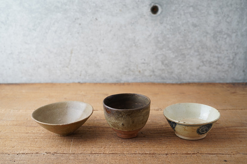 【古道具・作家茶人出品】茶碗