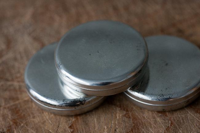 【古い道具】ブリキの缶