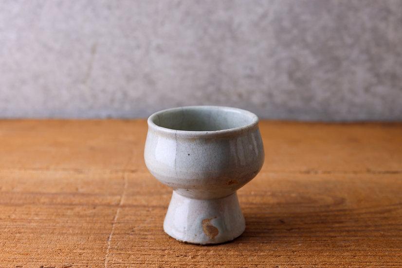【古い道具】高台茶盌(李朝)
