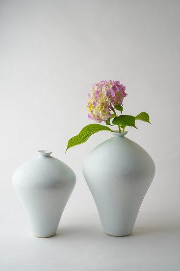 【崔在皓チェジェホ】花器・白