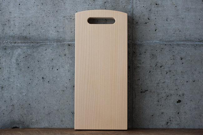 【woodpecker】いちょうの木のまな板・2小(FK-4)