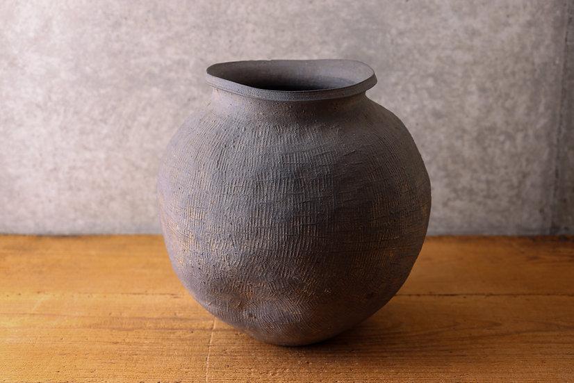 【古い道具】壺(須恵器)