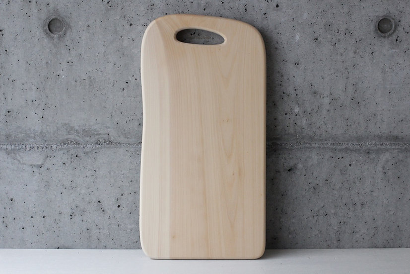 【woodpecker】いちょうの木のまな板・3大(FK-13)