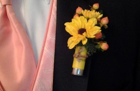 _Shotgun wedding_ Rhonda made a boutonai