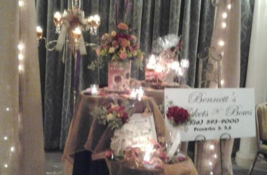 Bridal show at The Castle McCullough ton