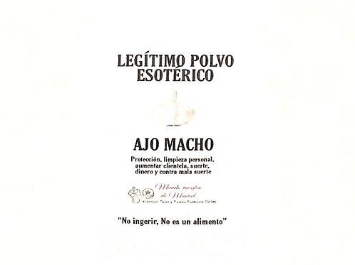 POLVO AJO MACHO