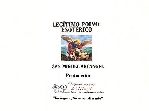 POLVO SAN MIGUEL ARCANGEL