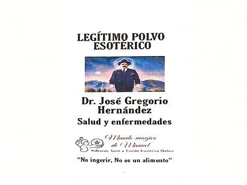 POLVO Dr JOSE GREGORIO HERNANDEZ