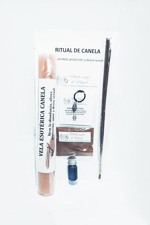 RITUAL DE CANELA
