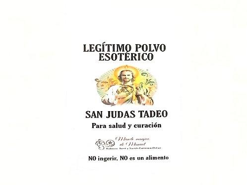 POLVO SAN JUDA TADEO
