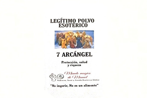 POLVO 7 ARCANGEL