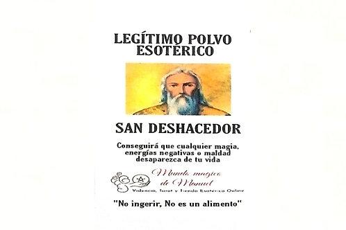 POLVO SAN DESHACEDOR