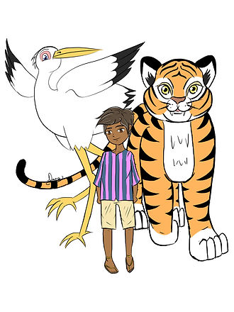 The Boy and the Tiger(Cover Art).jpg