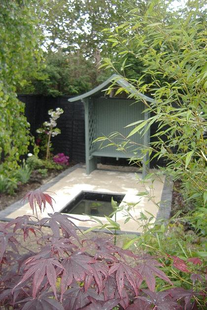 Jesmond Gardens Garden Design Newcastle Oriental Garden