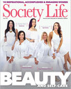 Cover Feature: Society Life Magazine