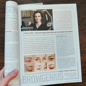 Feature in Society Life: Beauty Experts Edition