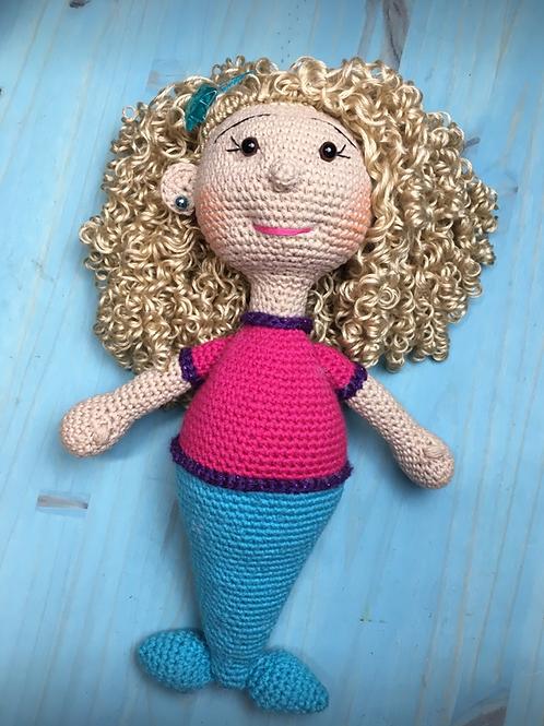 Noelle Doll Pattern