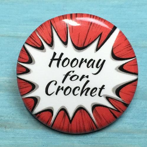 Hooray for Crochet