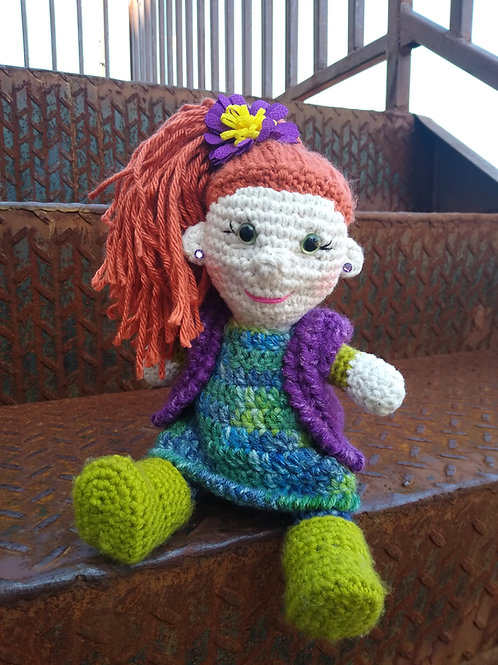 Winnie Doll Pattern