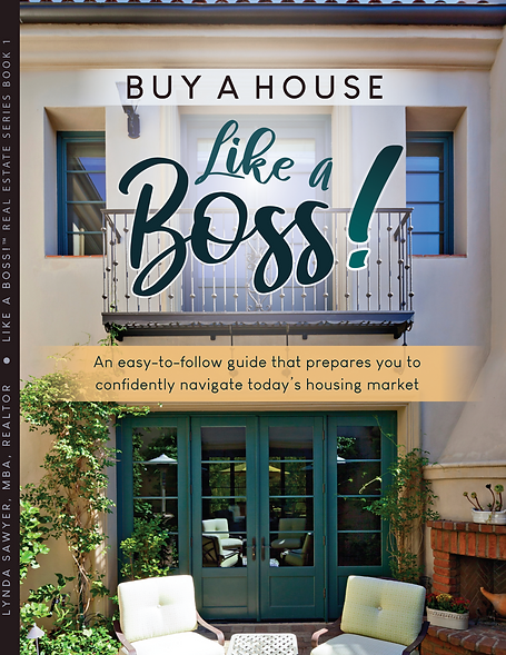 Buy a House ...Like a Boss! front cover.