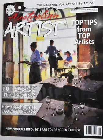 Australian Artist Magazine