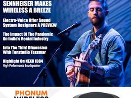 PRO AUDIO Magazine July-August 2021