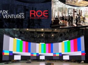 ROE Visual Enters Strategic Partnership with ARK Ventures Inc. Korea Representative of ROE Visual