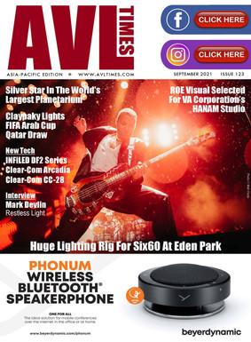 AVL TIMES ASIA Magazine, September 2021 Online Now