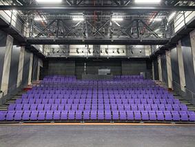 Theater Zuidplein opens with ODIN intercom matrix
