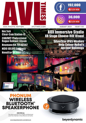 AVL TIMES Asia-Pacific – August 2021