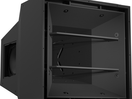 Electro-Voice MTS Series: Point-source loudspeaker systems for large venues