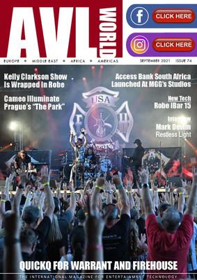 AVL WORLD Magazine, September 2021 Online Now