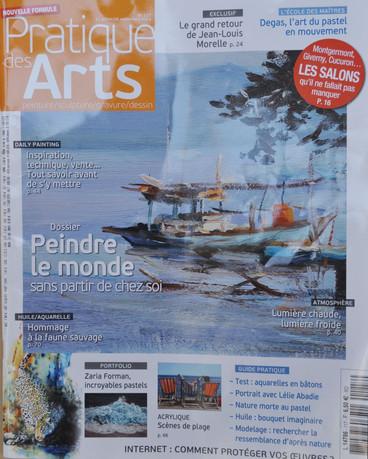 Pratique des Art - France
