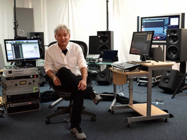 Neumann Monitors for Immersive Audio at mediaHYPERIUM
