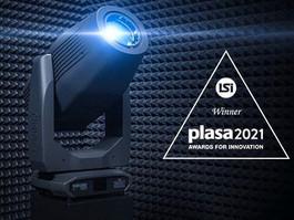 Maverick Silens 2 Profile wins PLASA 2021 Award for Innovation